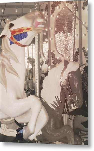 Prancing Pony Metal Print by JAMART Photography