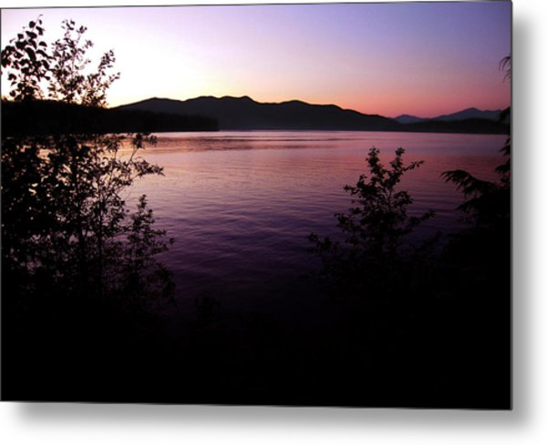Preist Lake Sleeping Metal Print