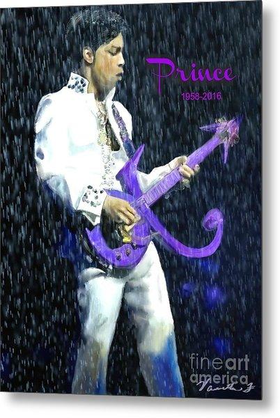 Prince 1958 - 2016 Metal Print