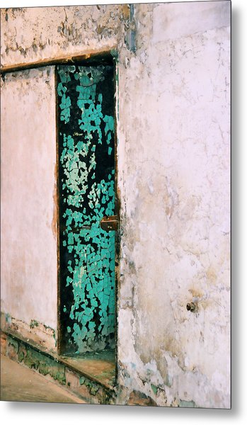 Prison Cell Metal Print by JAMART Photography