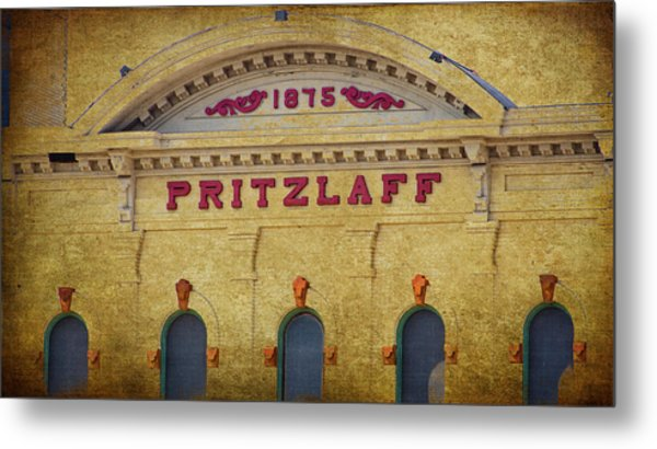 Pritzlaff Metal Print