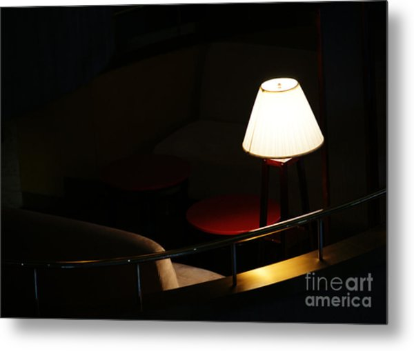 Private Affair Metal Print