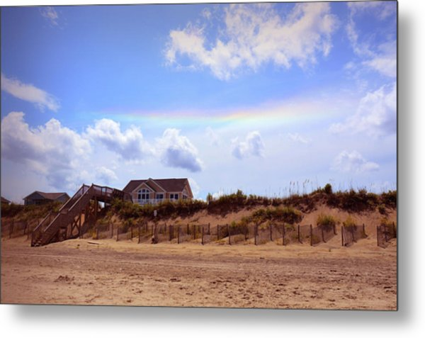 Private Beach Metal Print by JAMART Photography