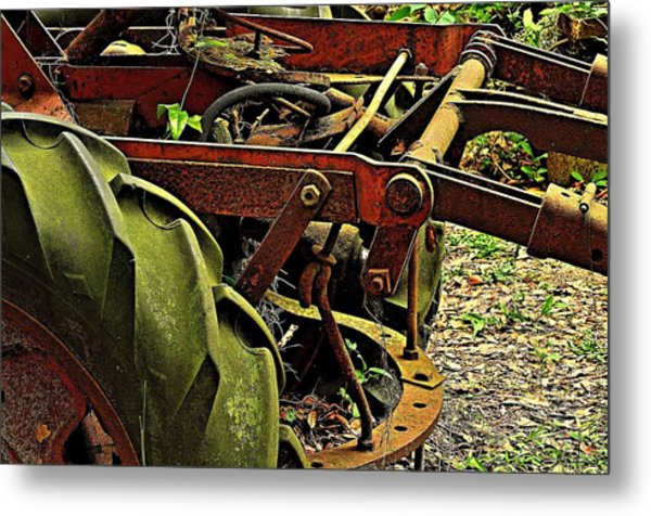 Product Of Age Metal Print by William Jones