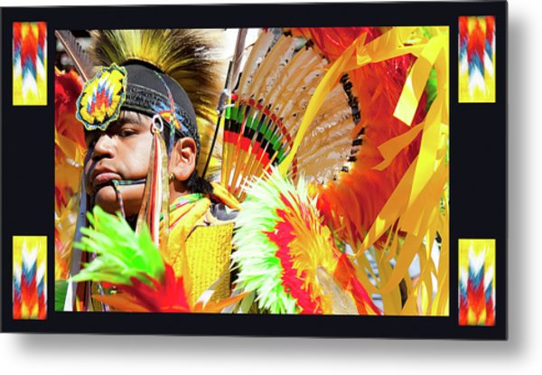 Proud To Dance Metal Print