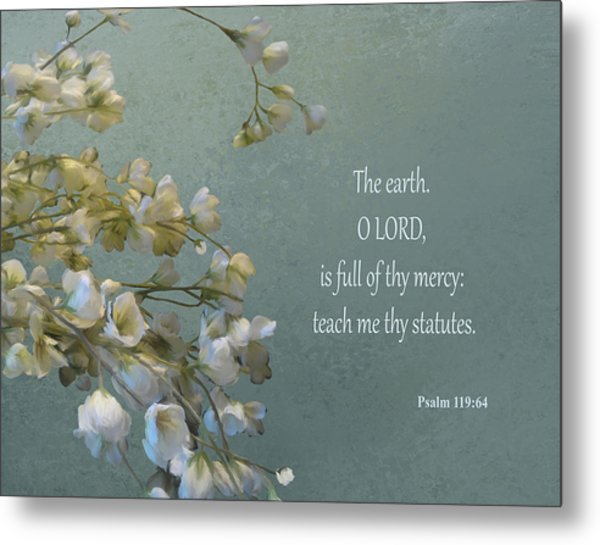 Psalms 03 Metal Print