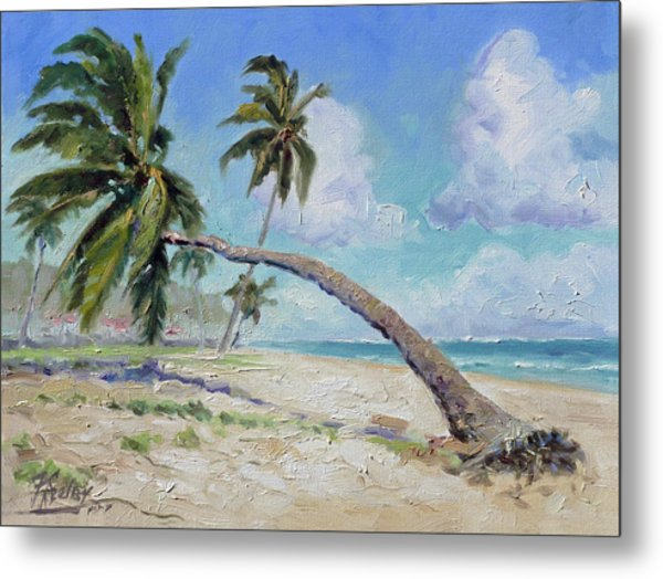 Punta Cana - Sea Beach 13 Metal Print