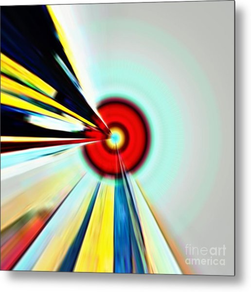 Farsighted  Metal Print