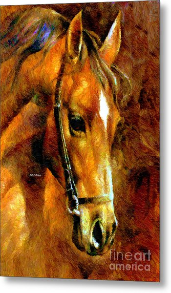 Pure Breed Metal Print