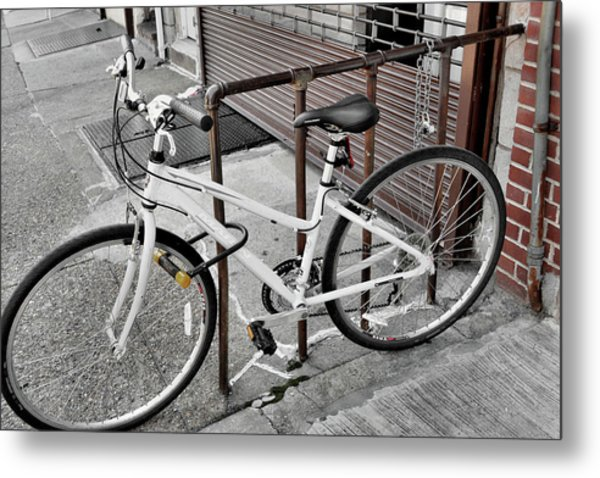 Pure Ride Metal Print by JAMART Photography