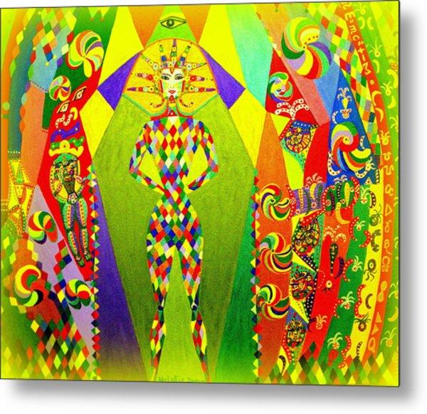 Quantum Dream Metal Print