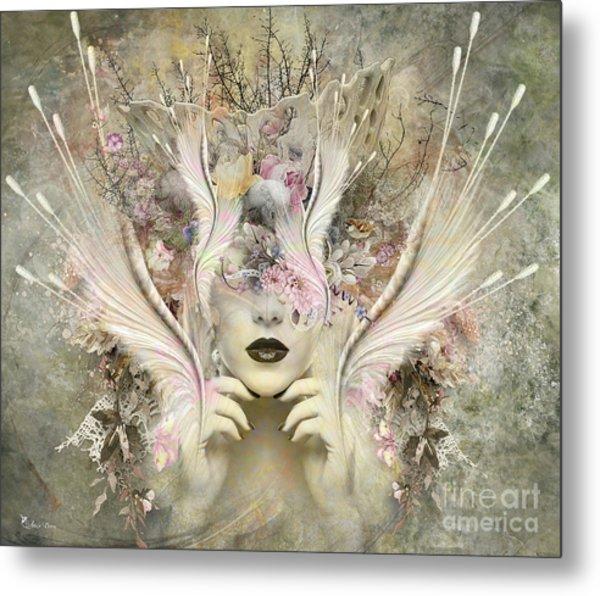 Queen Flora Metal Print