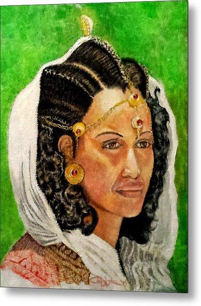 Queen Hephzibah  Metal Print