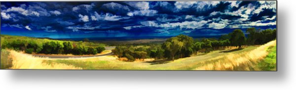 Quiet Before The Storm Metal Print