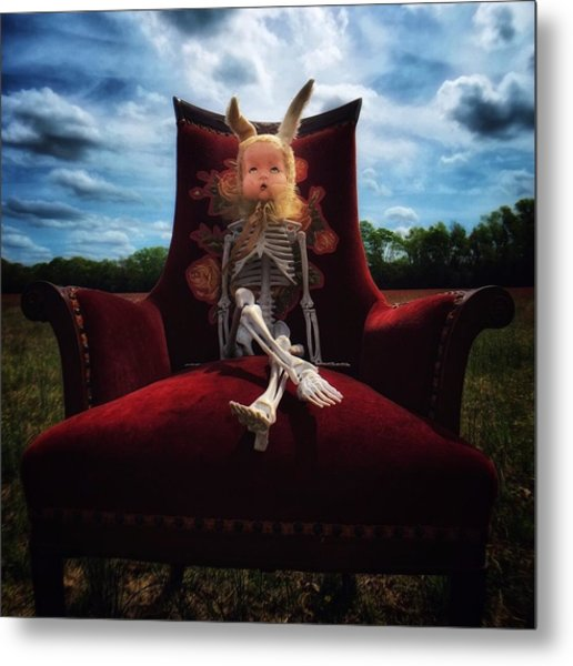 Wonder Land Metal Print