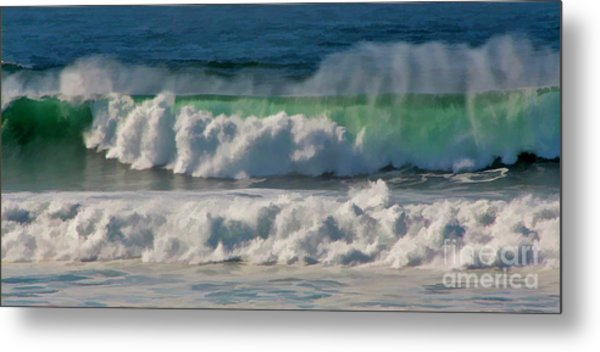 Raging Waters Metal Print