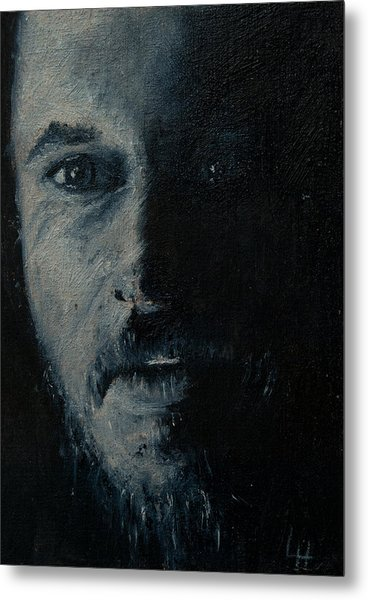 Ragnar Metal Print