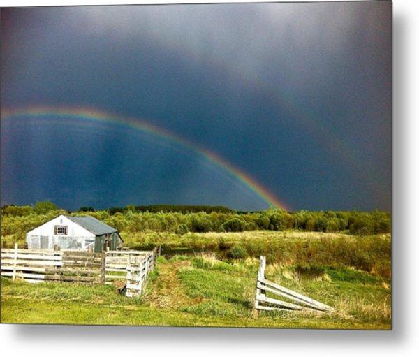 Rainbow Metal Print by Brian Sereda