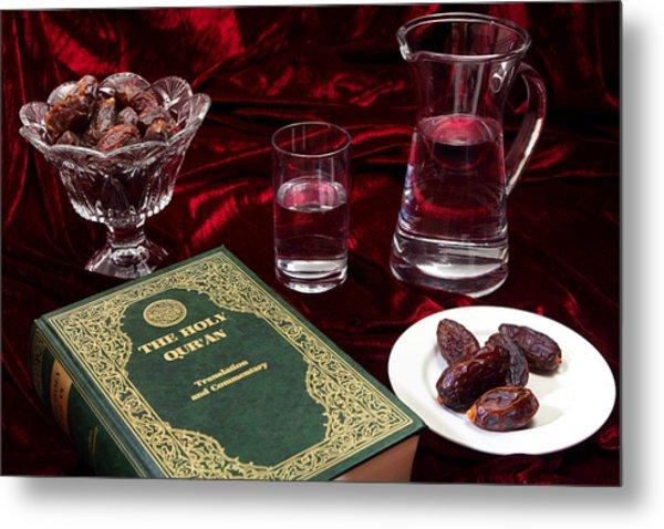 Ramadan Evening Metal Print