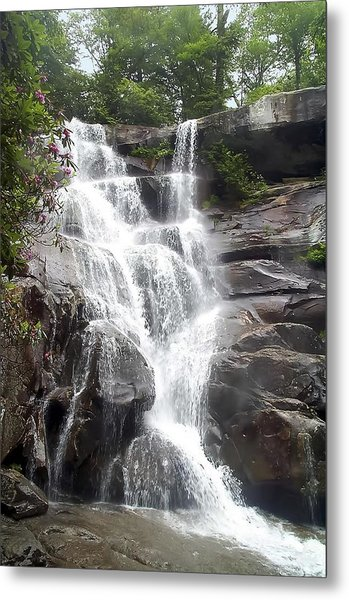 Ramsay Cascade Smoky Mountains National Park Metal Print