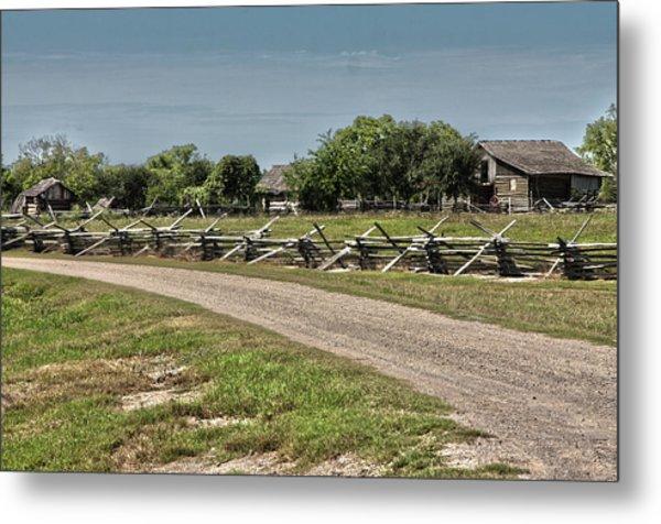 Ranch View3 Metal Print