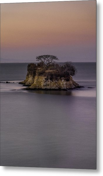 Rat Rock Island  Metal Print