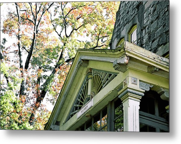 Ravenhill Mansion Metal Print by JAMART Photography