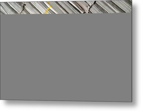Read All About It Metal Print by Jez C Self