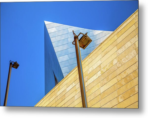Reality Of Freedom Metal Print