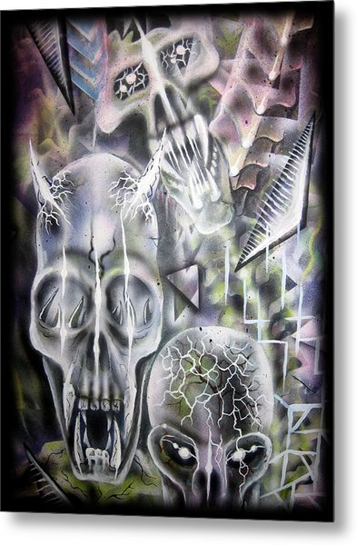 reawakening II Metal Print by Leigh Odom