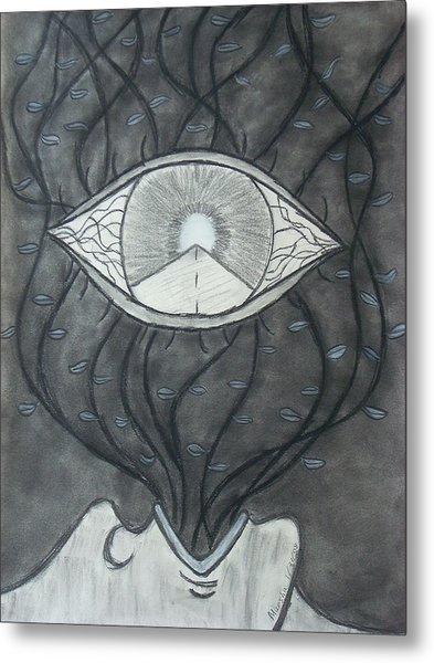 Rebirth Metal Print by Marsha Ferguson