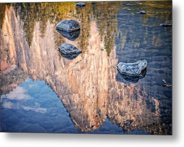 Reflected Majesty Metal Print
