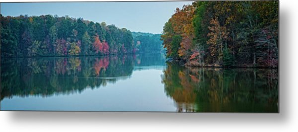 Metal Print featuring the photograph Reflection IIi by David Waldrop