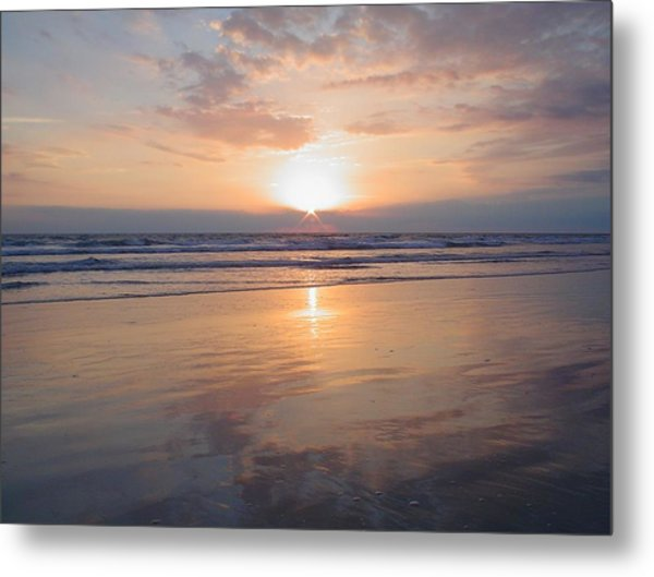 Reflection Of Hope  Metal Print