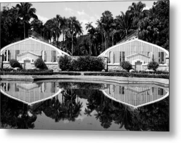 Reflections Metal Print by Amarildo Correa