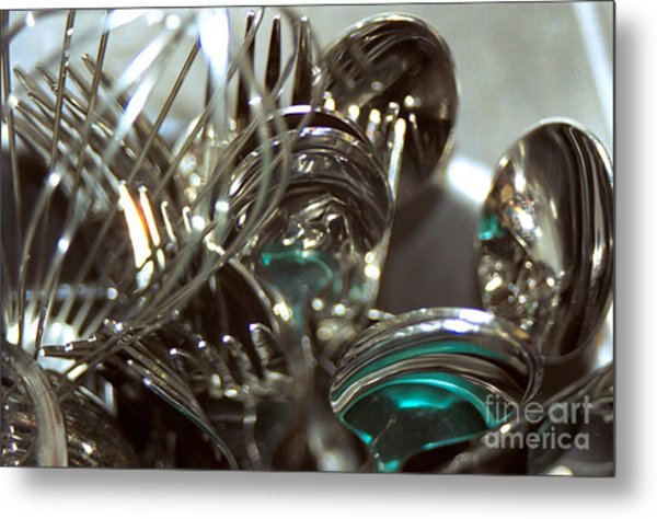 Reflections Metal Print by Jason Williams