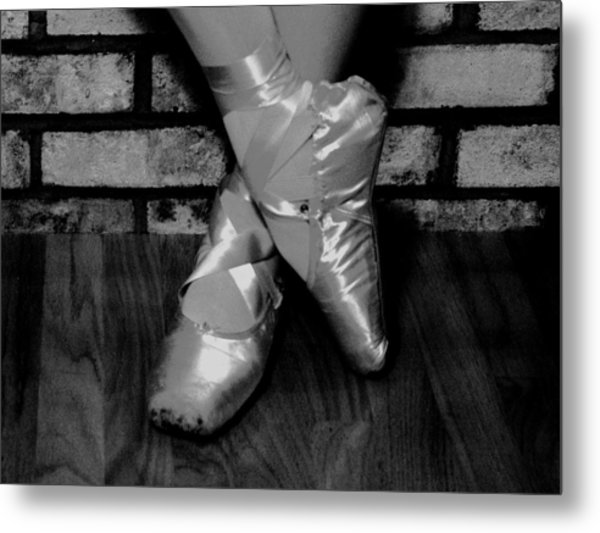 Rehearsal Break Metal Print