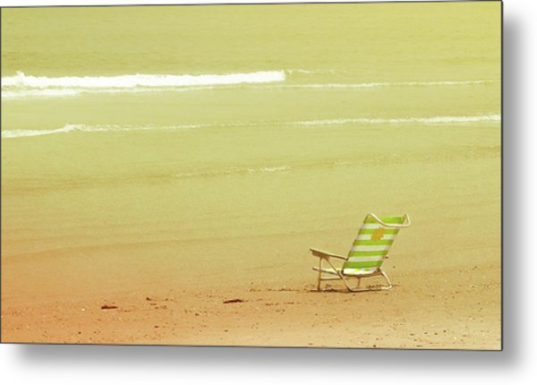 Relax Metal Print by JAMART Photography
