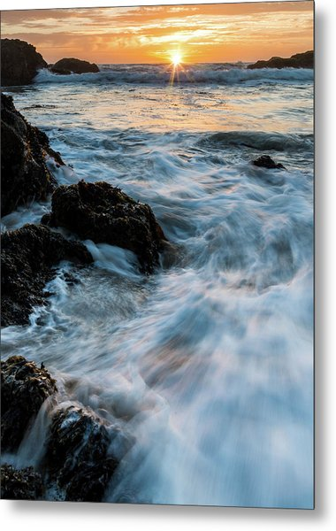 Relentless  Metal Print