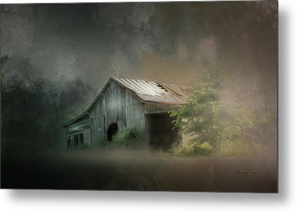 Relic Of The Past Metal Print