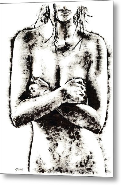 Reluctance Metal Print