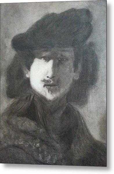 Rembrandt Metal Print
