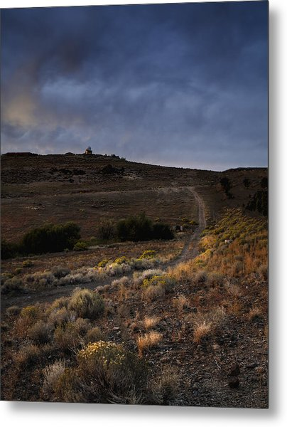 Reno Sunset Metal Print