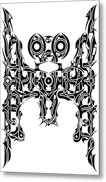 Requiem I Metal Print by David Umemoto