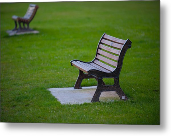 Resting Place Metal Print