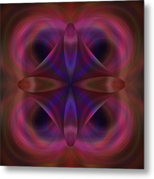 Resurrection Of The Heart Metal Print