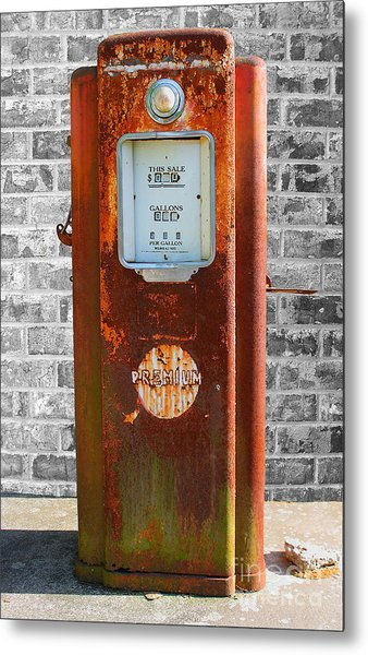 Retired 2 Metal Print