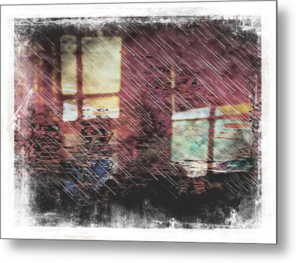 Retrospection Metal Print