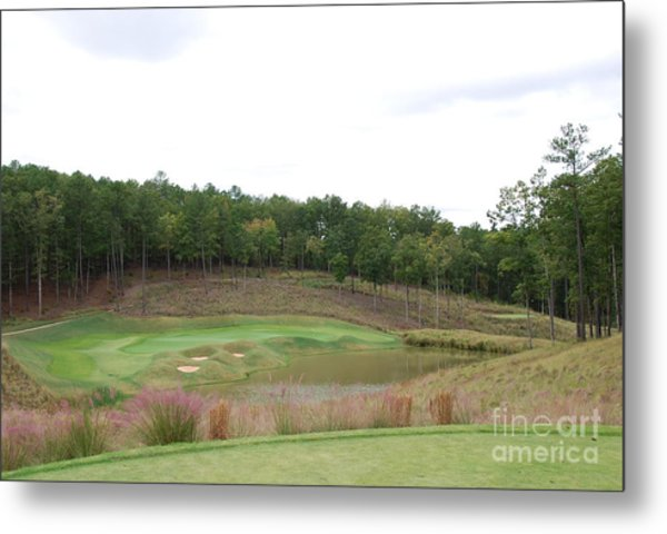 Reynolds Plantation Golf Ga Usa Metal Print