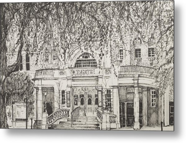 Richmond Theatre London Metal Print
